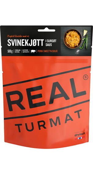 Real Turmat Pork Sweet and Sour 500g